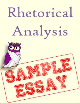Examples on Writing an Analytical Essay PDF